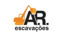 Logo A.R. Escavações