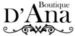 Logo Boutique d'Ana